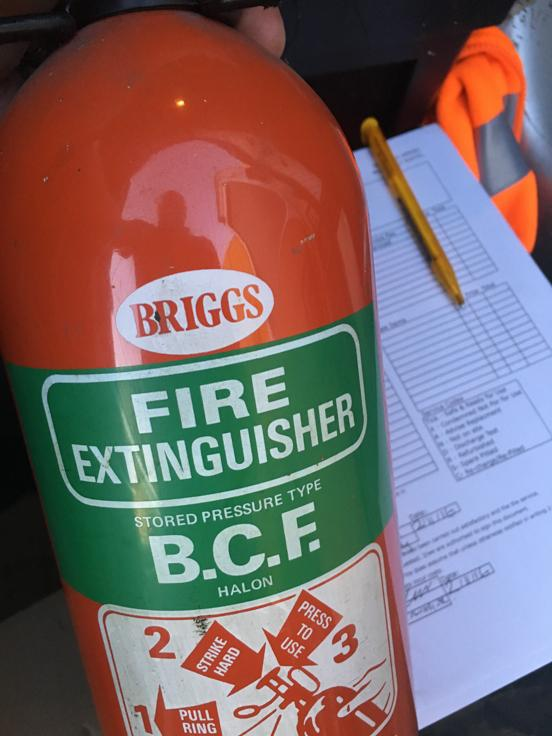 Fire Extinguisher inspection service birmingham leicester derby nottingham coventry 1